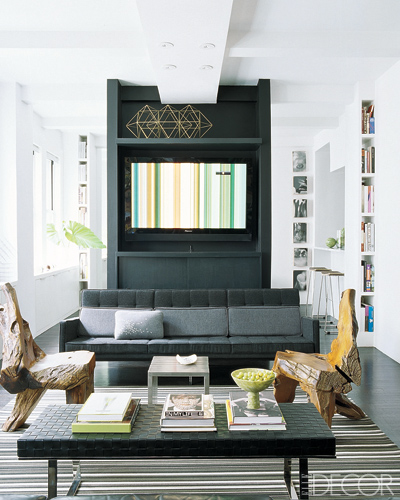 Interesting Small Spaces Elle Decor Images - Simple Design Home ...